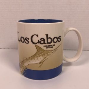 Starbucks Los Cabos collectable city mug 16 oz